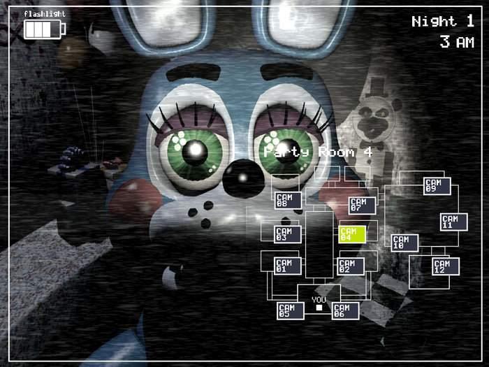 5 ночей с фредди 3 скачать игру на компьютер - фото 4