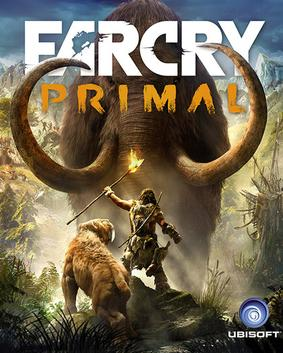 Far Cry Primal cover art