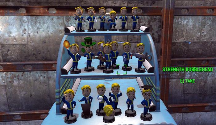Fallout 4 Включить Питание Ядер Мир