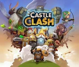 скачать на компьютер castle clash
