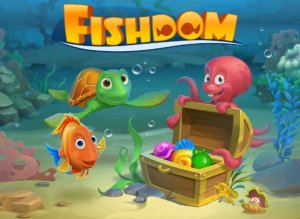 Fishdom Deep Dive zast 300x219