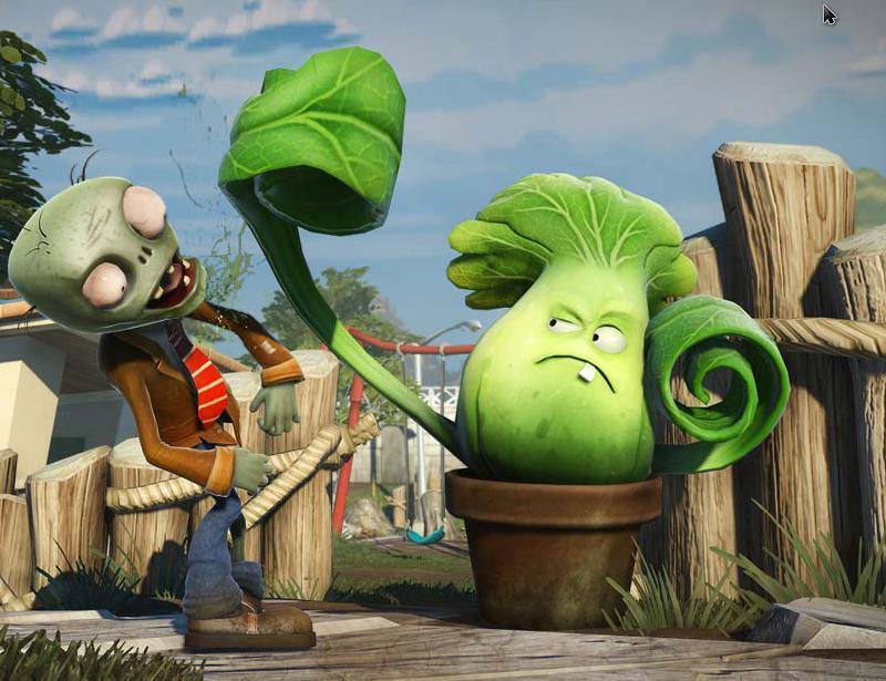 растения против зомби 2 прохождение игры смотреть