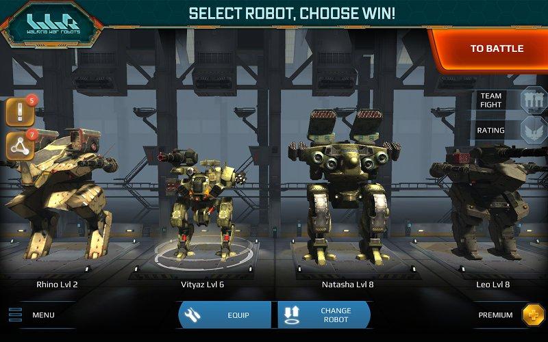 Игры на компьютер про роботов скачать бесплатно