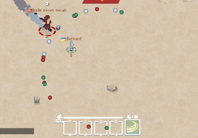 Wilds io (Вилдс ио) - викинги в стиле Слизер ио, - играть онлайн, на весь экран, обзор, скачать ...