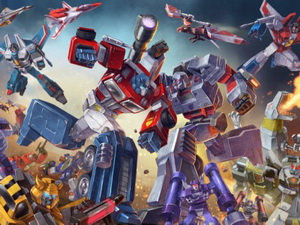 transformers earth wars game 5