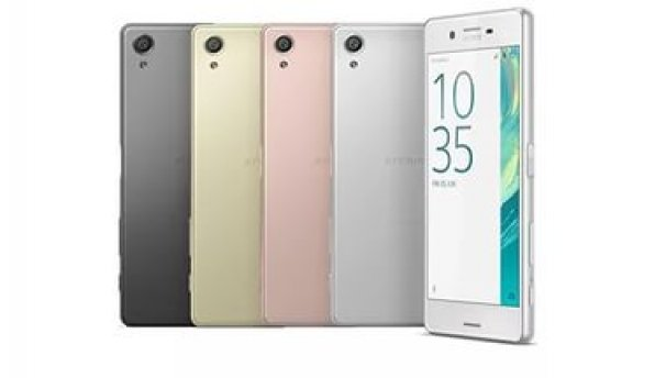 Sony Xperia X Performance 596x344
