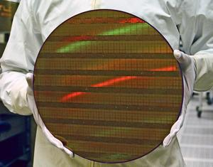 45nm wafer photo 12