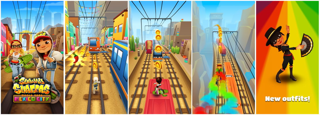 Subway Surf Pc Скачать