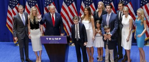 trump photo family 03