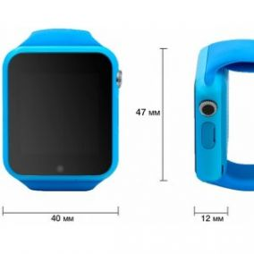 smart kid watch c7 black 300x300