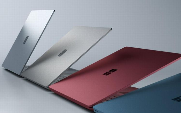 Microsoft Surface Laptop 1