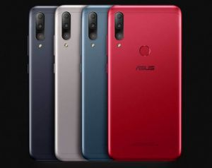 Asus Zenfone Max Shot colours 1