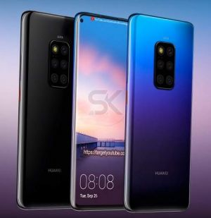 Huawei Mate 30 Pro Real Life Images Leaked 2