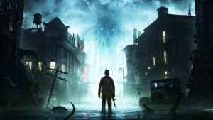 The Sinking City zaast