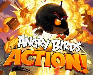 Angry Birds Action 1