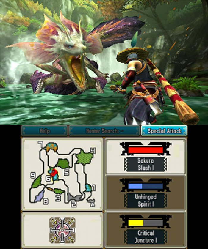 Monster Hunter Generations 699x838