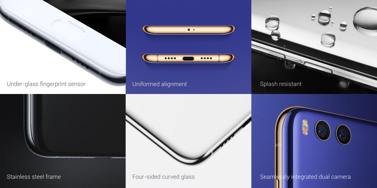 Xiaomi Mi6 (Сяоми Ми 6) — обзор презентации нового флагмана, характеристики, фото, дата выхода, цена, купить, видео обзор