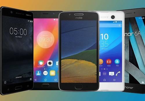 712133b651e4d Топ-8 лучших недорогих смартфонов 2017 года по соотношению цена ...