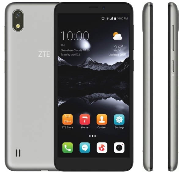 8264c1fd74345 ZTE A530 (2018) – обзор красивого смартфона за $125 – характеристики ...