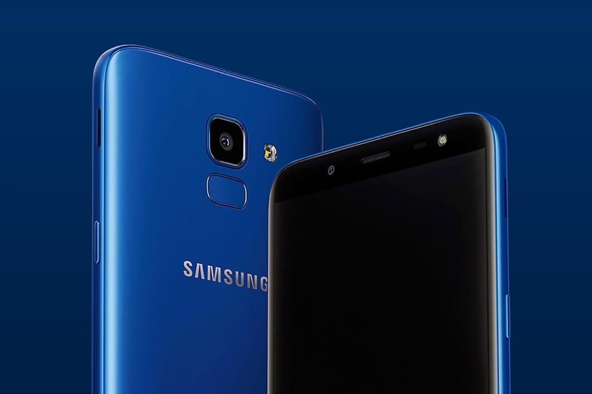 Samsung Galaxy J6 2018 J600f – новый представитель популярной ... 7907532d2da5e