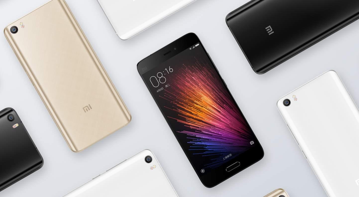 Xiaomi Mi 5 5s Plus 5x 5c 2018 Mi5c Android Nougat 71 Mi5s Colors