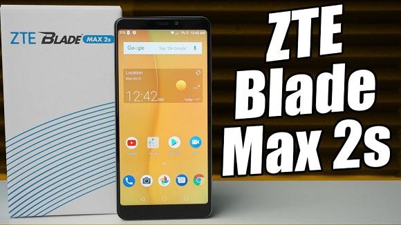ZTE Blade Max 2S, Blade Max View - обзор и сравнение двух