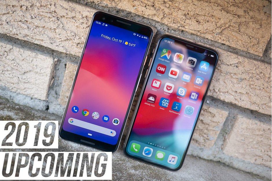 86de96861b05a Новинки смартфонов 2019 - календарь выхода всех смартфонов - Samsung ...