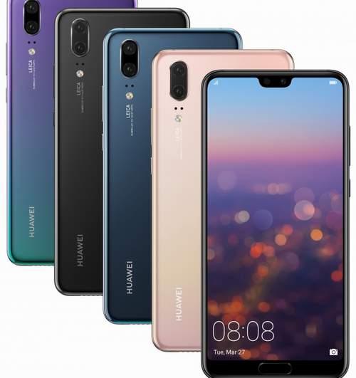Какие смартфоны Huawei и Honor пользуются спросом в России в 2018 ... 12693aa21395d