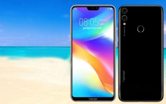 Honor 8C one 1 700x440