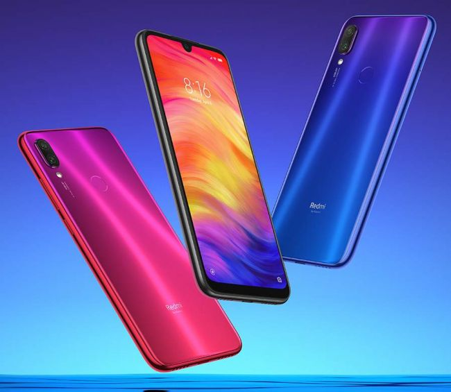 xiaomi redmi note 7 price
