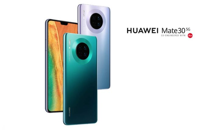 Huawei Mate 30 Specifications